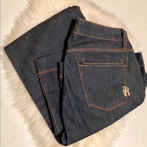 Rich & Skinny Wide Leg Jeans